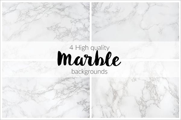 Modern Marble Backgrounds Template