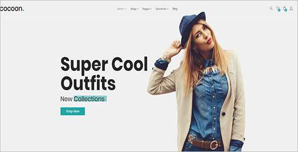 Modern WooCommerce WordPress Theme