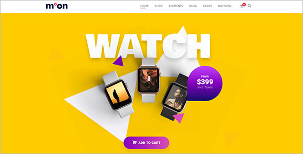 Moon Shop WooCommerce Theme