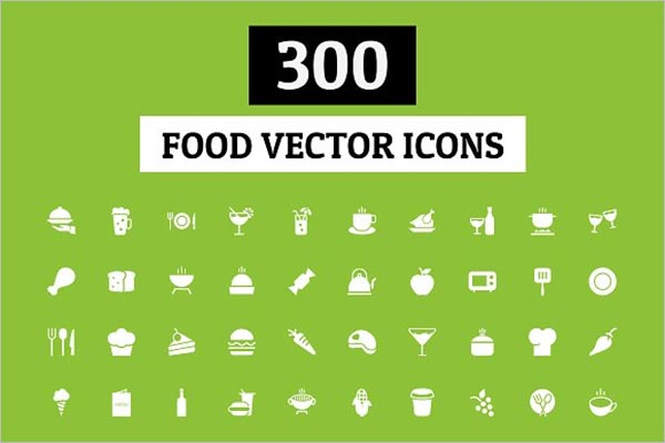 Multiple Food Icon