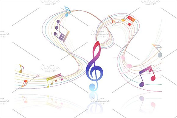 Music Background Designs PNG