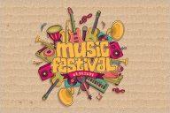 Music Festival Background Designs