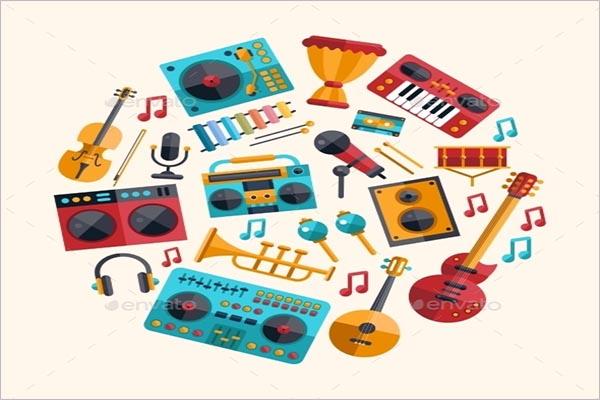 Music Icon HD