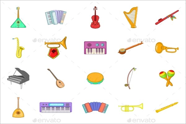 Musical Icon Download