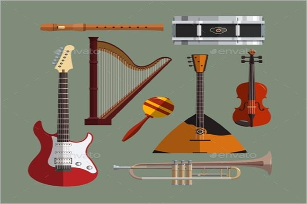 Musical Instrument Collection
