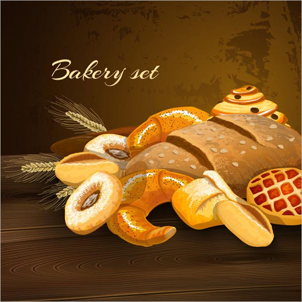 My Bakery Poster Design
