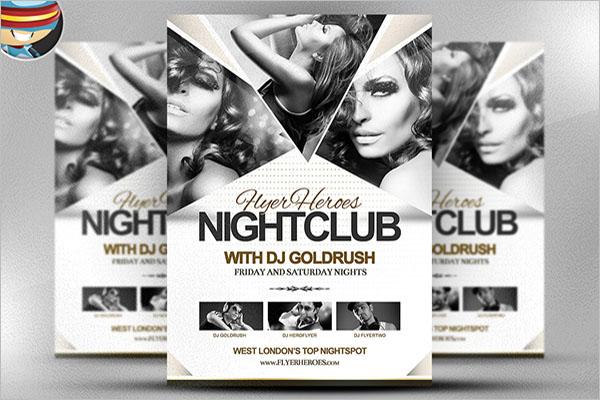 Nightlife Flyer Design