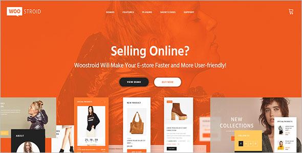 Online Multipurpose WooCommerce Theme