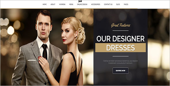 Online Printing Website Template