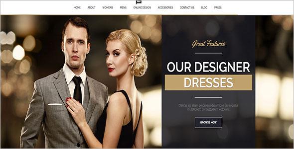 Online Printing Website Template