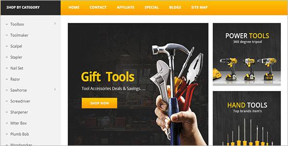 Online Tools Open Cart Store