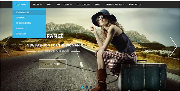 Opencart Ecommerce Template