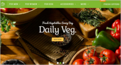 Opencart Grocery Themes