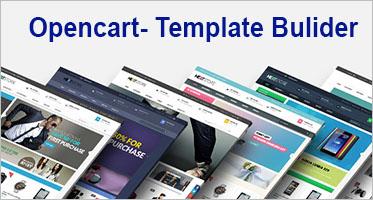 Opencart- Template Bulider