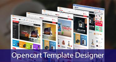 Opencart Template Designer