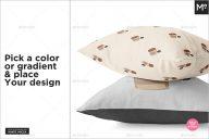 Pillow Generator Mock-up Design