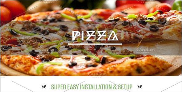 Pizza Prestashop Theme
