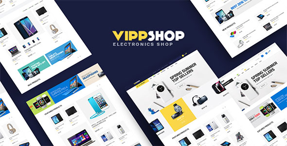Powerful Prestashop Theme