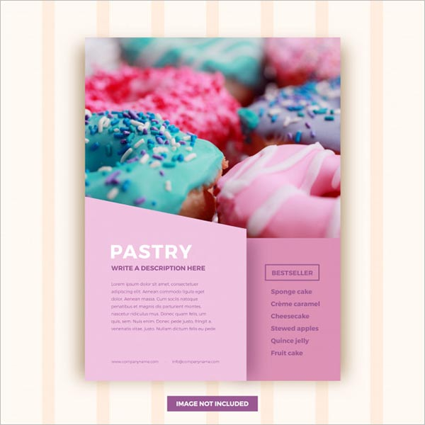 Premium Bakery Poster Templates