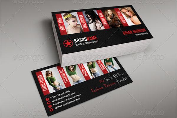 Premium Boutique Business Card