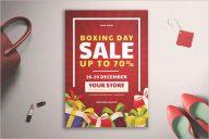Premium Boxing Flyer