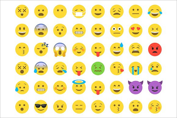 Premium Emoji Icon Set