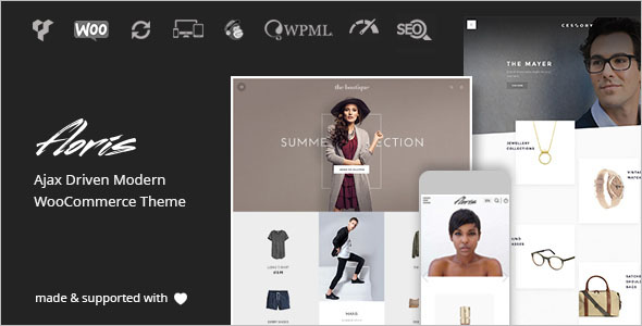 Premium Shopping Woocommerce Theme