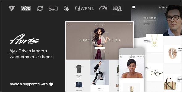 Premium Shopping Woocommerce Theme