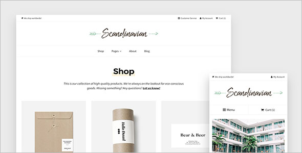 Premium WooCommerce Theme