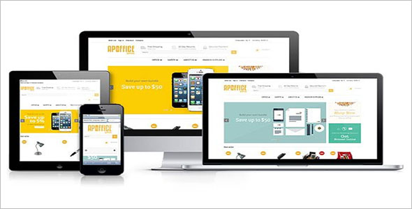 Prestashop Business Template