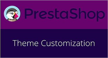 Prestashop Customization Themes