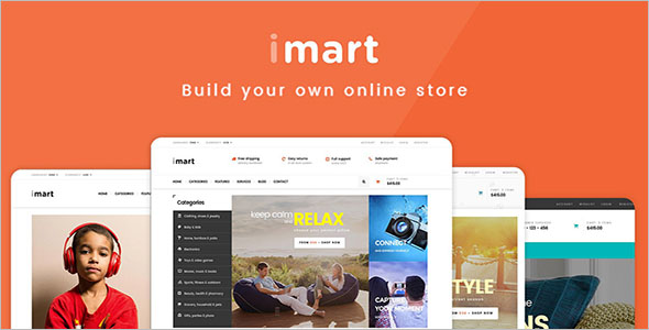 Prestashop Theme Bundle