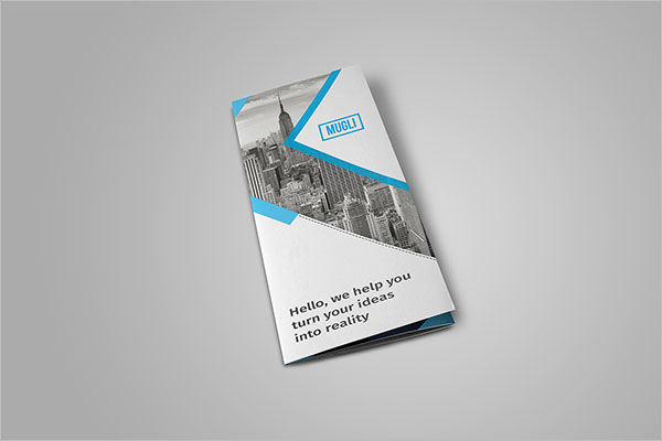 Printable Brochure Template