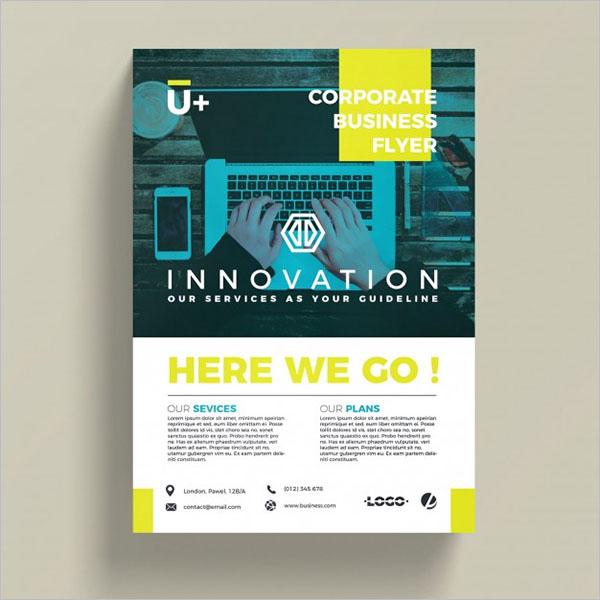 Printable Flyer Maker Online