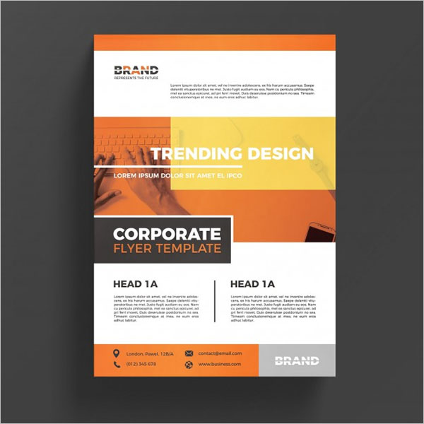 Printable Flyer Template Free Download