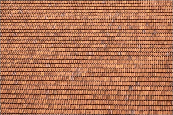Printable Roof Texture