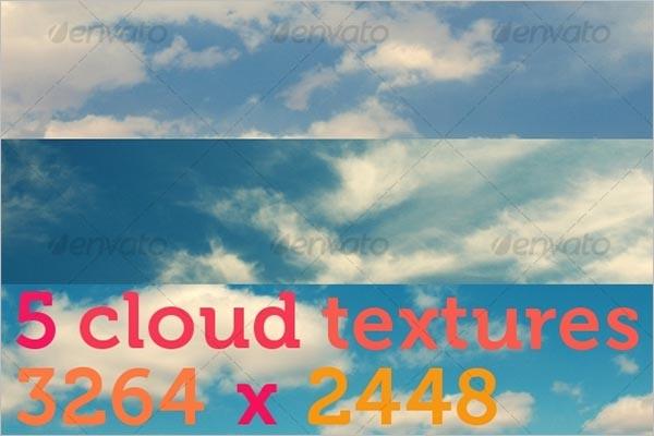 Printable Sky Texture