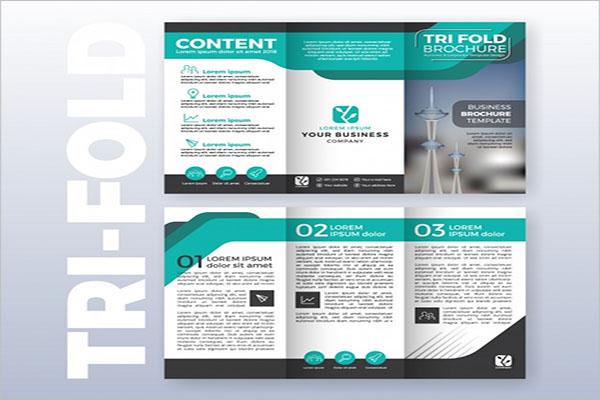 Printable Tri-Fold Brochure Template