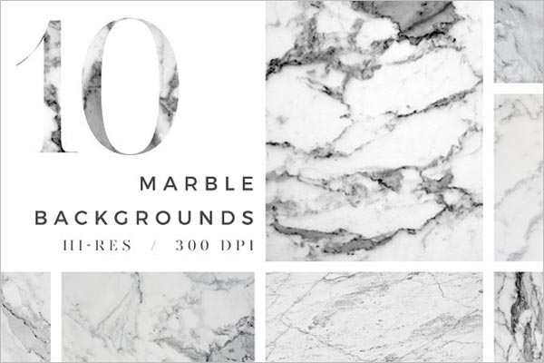 Res Marble Background Design