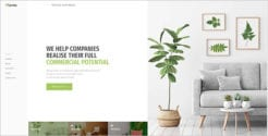 Responsive HTML5 & CSS3 WordPress Theme