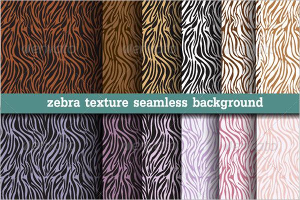Retro Animal Texture Icons
