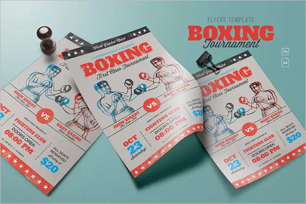 Retro Boxing Tournament