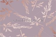 Rose Gold Background Example