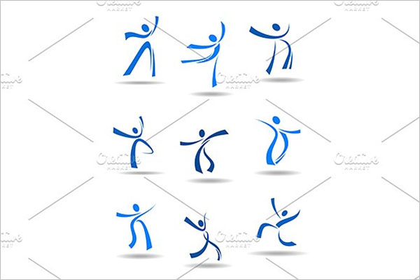Sample Dancing Icons