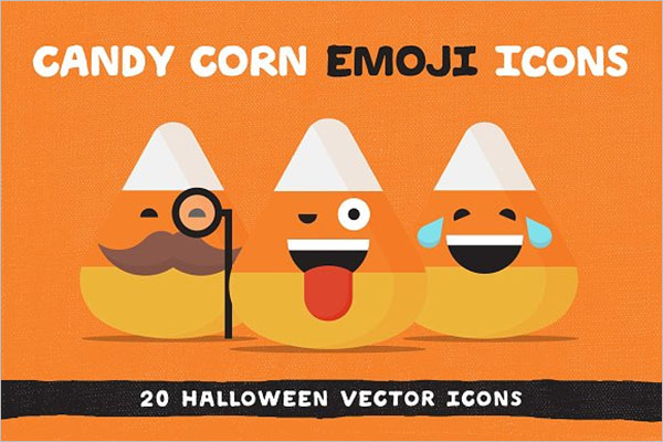 Sample Emoji Icon Set