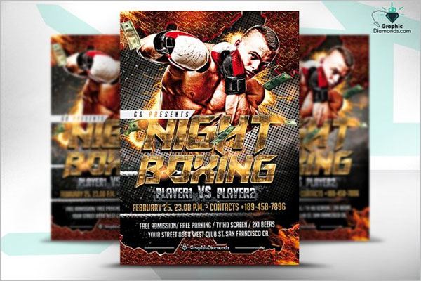 Sample Flyer Template