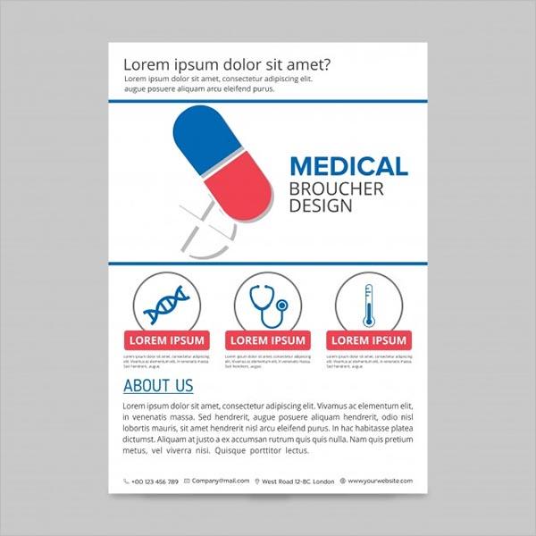 Sample Medical Brochure Design