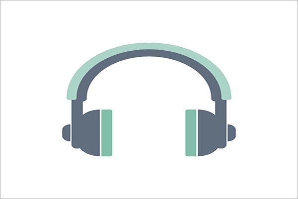 Sample Music Icons Design