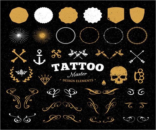 Sample Tattoo Icon Design