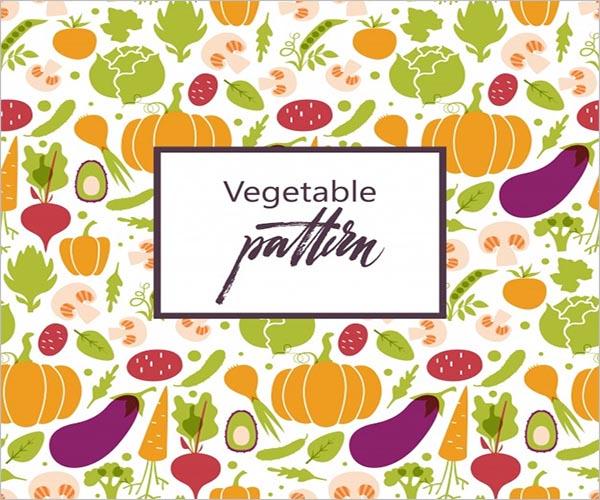 SampleVegetable Icon Design